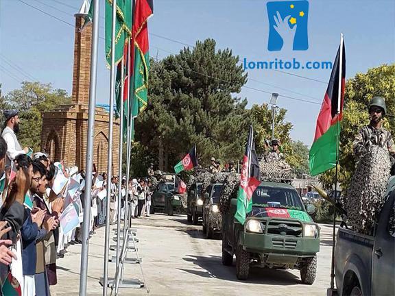 افغان امنیتي ځواکونه، د هيواد رښتيني بچیان