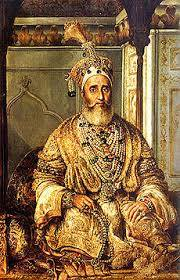 په هند کې دمغولو وروستی واکمن بهادرشاه ظفر