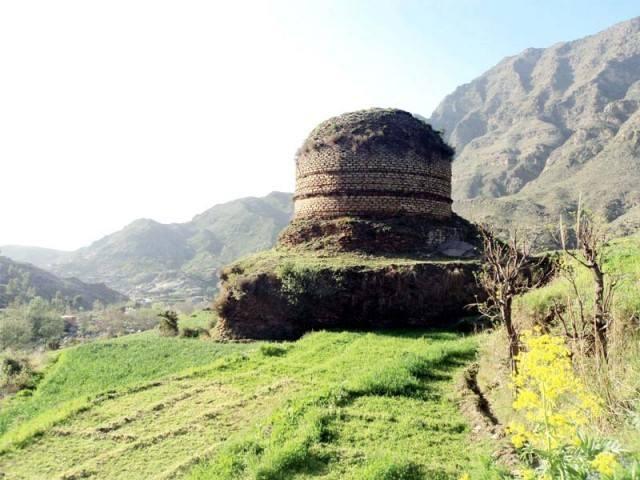 :(गांधार)- Gandhara )ګندهارا