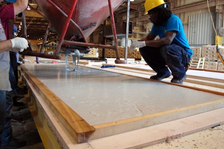 کانکرېټ - Concrete (دوهمه برخه)