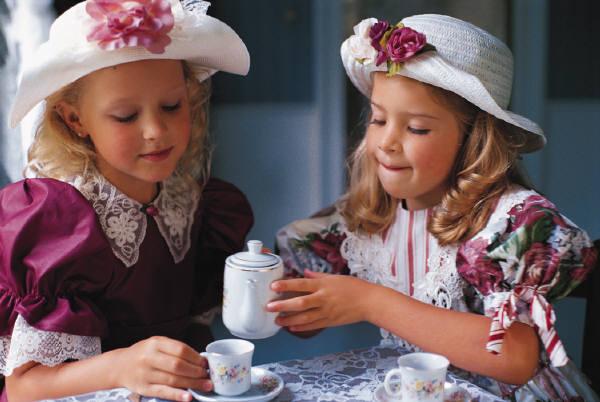 ماشومانو ته د چای په ورکړه کې مهم ټکي