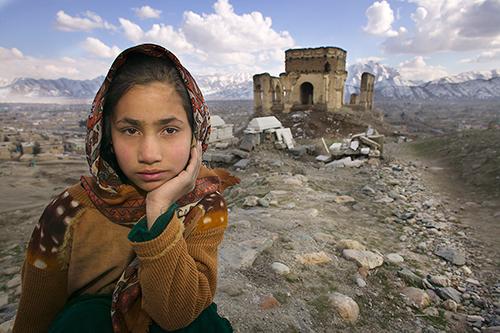 دا ناهیلی افغان ماشوم
