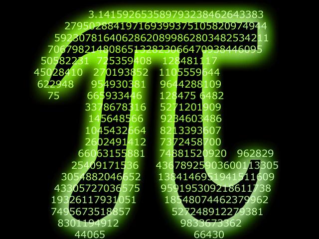 د پای (π)حیرانوونکی عدد