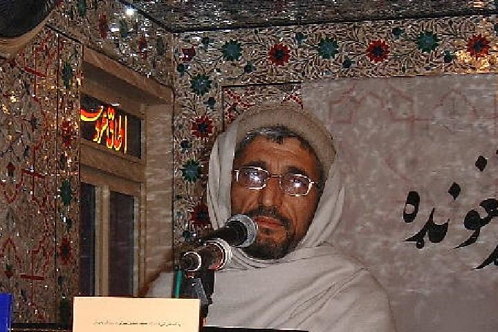 استاد محمد آصف صميم