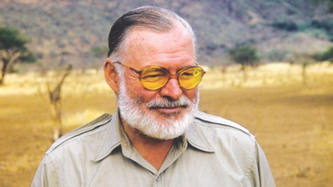 ارنسټ  میلرهمینګوی Ernest Miller Hemingway