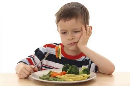 خوراک او د ماشومانو روغتیا