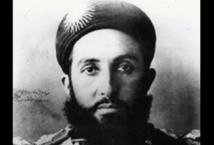 سردار نصر الله خان نایب السلطنه د افغانستان د پوهنې لومړنی ناظم