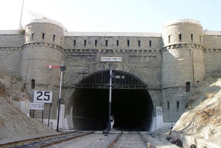 د کوږک تونل