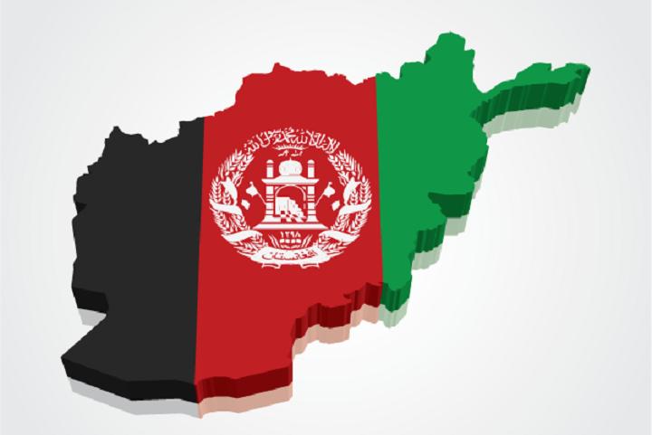 د افغانستان موجوده سیاسي انځور