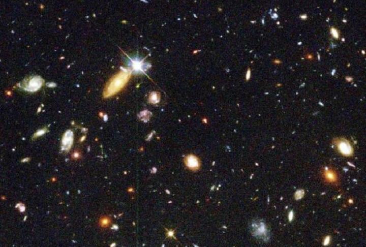 هغه انځور چې د نجوم په نړۍ کې یې ستر انقلاب راوست