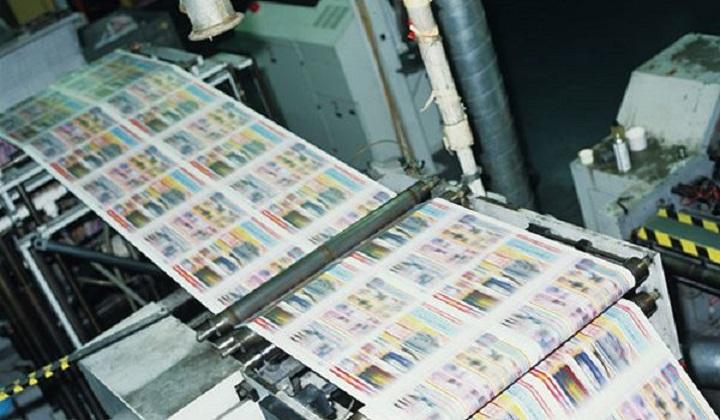 د چاپ صنعت له کومه راغی؟